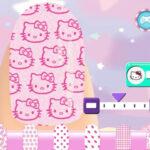 Salão de Unhas Hello Kitty