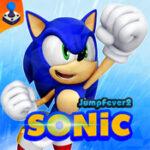 Saltos com Sonic