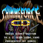 SEGA Shining Force