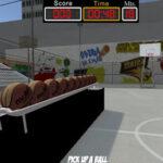 Simulador de Basquetebol 3D