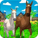 Simulador de Cavalos 3D