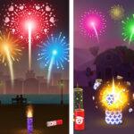Simulador de Fogos de Artifício