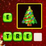 Soletrar Palavras de Natal em inglês