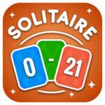 Solitaire Matemático: manter o número entre 0 e 21