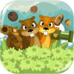 Aventura do esquilo para 2 jogadores