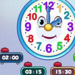 As Horas do Relógio com o Sr. Relógio