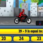 Subtração de motocicletas
