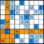 Sudoku online com Letras: Wordoku