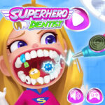 Super-herói Dentista