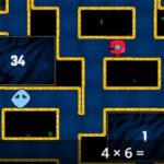 Tabuada do 4: Pac Man