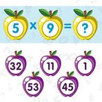 Praticar o Tabuada de multiplicação