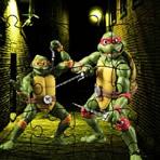 Quebra-cabeças de Tartarugas Ninja