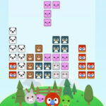 Tetris Animal para Crianças
