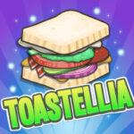 Toastellia: Faça sanduíches