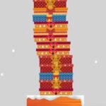 Torre de presentes em Equilíbrio