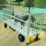 Simulador de transporte de animais