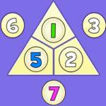 Triângulo de Adição até 10