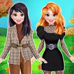 Vestir a Annie de Outono