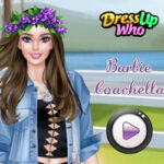 Vestir Barbie Coachella