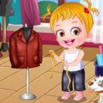 Baby Hazel Costureira