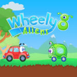 Wheely 8: alienígenas