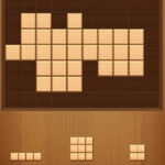 Woodoku: Tetris de madeira