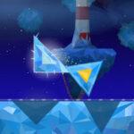 Iceberg. Física e lógica.