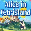 Tetris fácil com Alice no País das Maravilhas