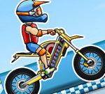 Corrida em Motocross